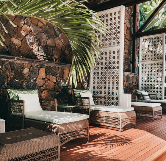 Spa du Royal Palm Beachcomber Luxury : Une nouvelle expérience bien-être